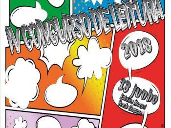 IV Concurso de Leitura do Baixo Guadiana