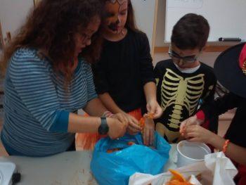 Halloween na Escola EB 1 de Castro Marim
