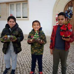 Concurso Centros de Mesa de Natal