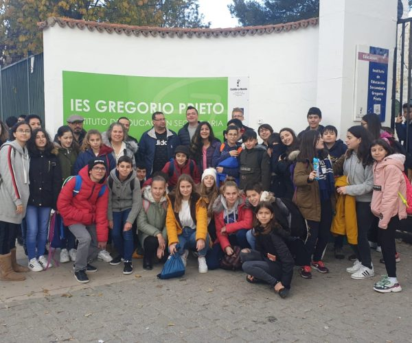 "Programa Erasmus – ""Open your doors to digital age"""