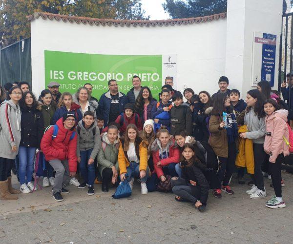 """Programa Erasmus – """"Open your doors to digital age"""""""