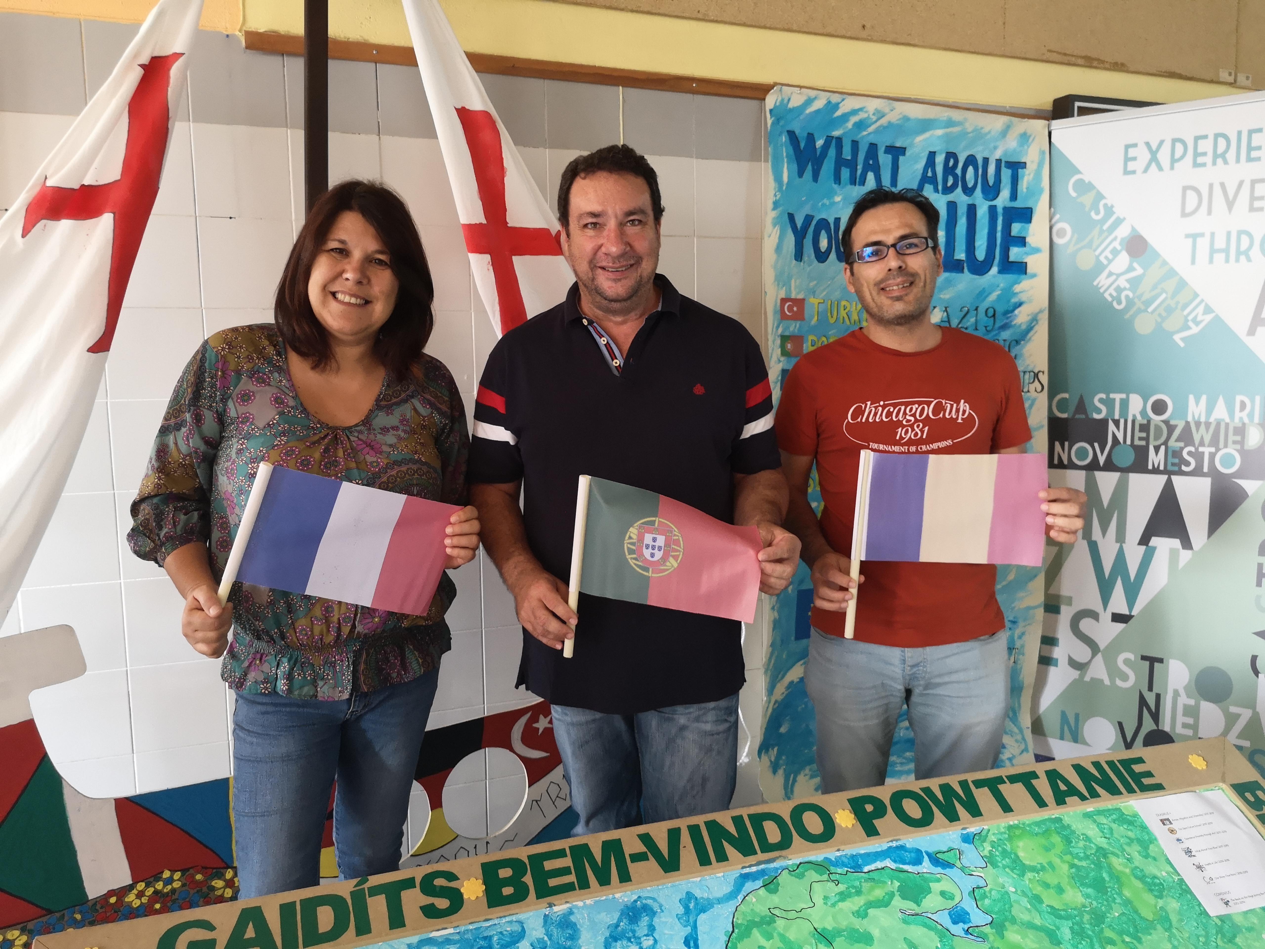 """Agrupamento de Escolas de Castro Marim – """"Erasmusdays"""""""