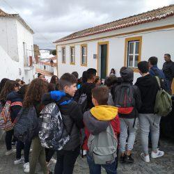 Visita de estudo a Mértola e à Mina de S. Domingos