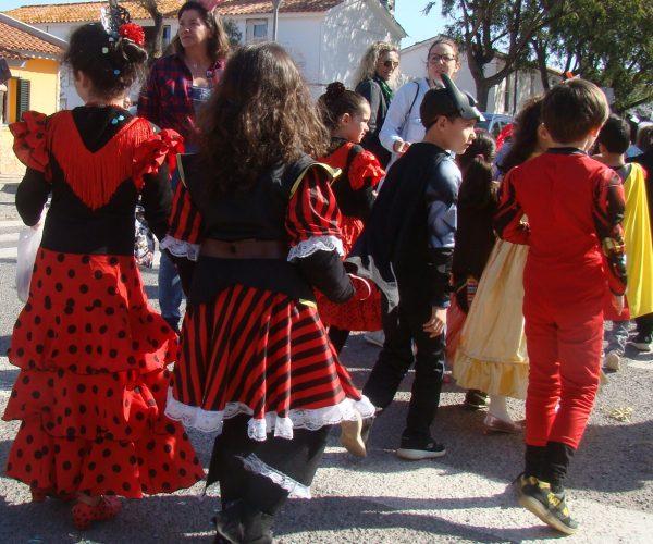 Comemoração do Carnaval