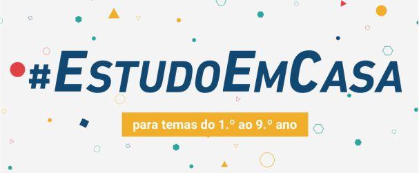 #EstudoEmCasa 2020/2021