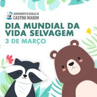 Agrupamento de Escolas de Castro Marim assinala o Dia Mundial da Vida Selvagem